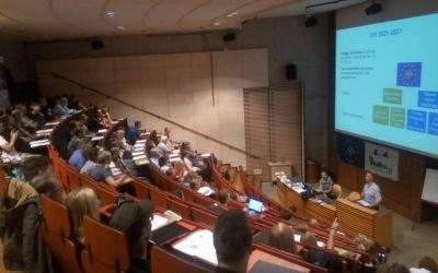 Premises of Nordic Platform meeting