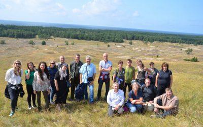 Baltijos valstybių saugomų teritorijų institucijų ir LIFE integruotųjų projektų atstovų susitikimas Lietuvoje