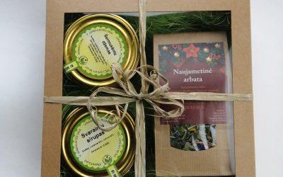 Aina.lt, Kalėdoms ragina rinktis aplinkai draugiškas dovanas iš saugomų teritorijų