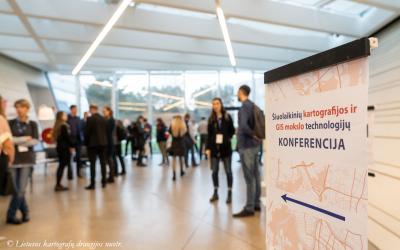 NATURALIT dėmesio sulaukė kartografijos ir GIS mokslo ir technologijų konferencijoje
