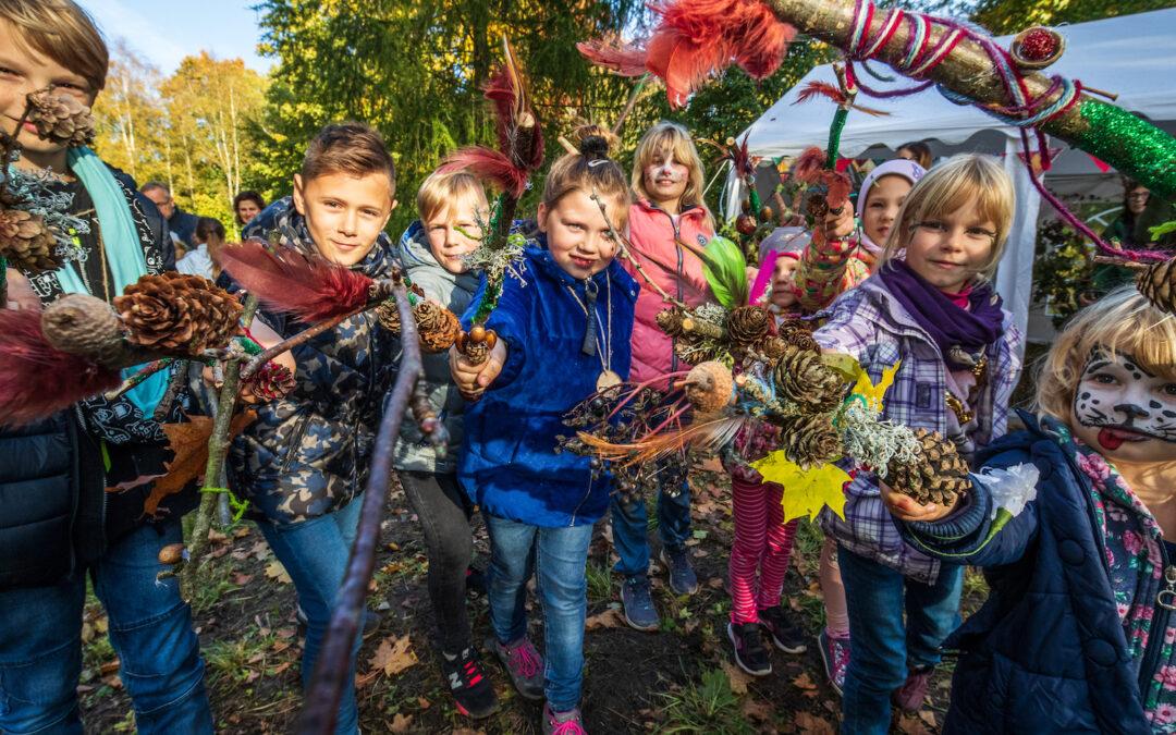 """Festivalis jaunoms šeimoms """"Miško burtai"""" grįžta!"""